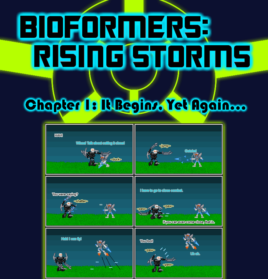 BRS Episode 11: Fighting Frenzy by Color17