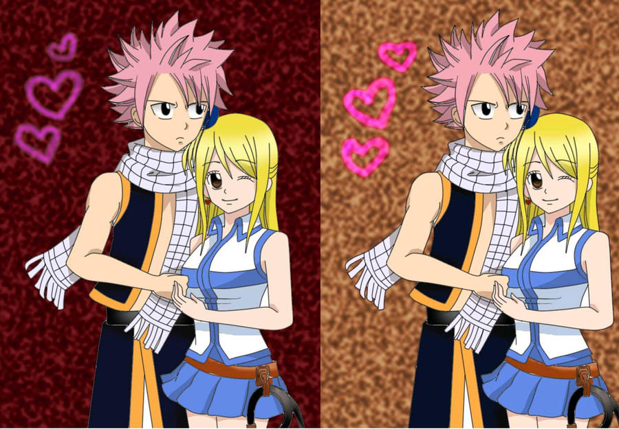 Pictures of Fairy Tail Natsu And Lucy Kiss Fanfiction - #rock-cafe