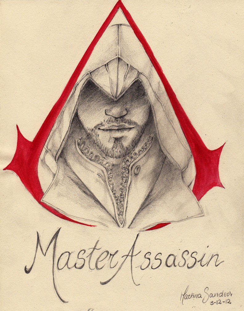 Master Assassin by Leadto-Light