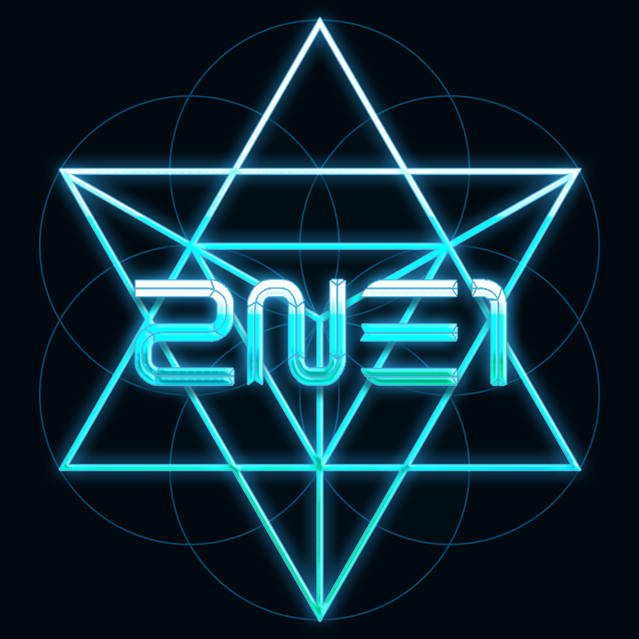 Crush 2ne1 Album Cover 2NE1 Crush CoverArt by Luppi7