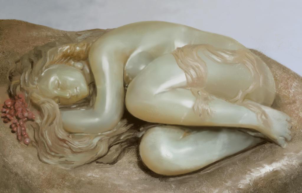 Jade Sleeping Beauty by Seivo