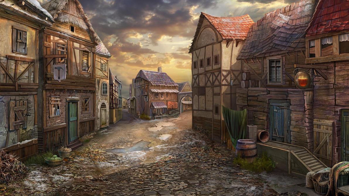 ♕ SPIRIT BRINGERS: EMPYREAN REALM. (SAGA DE BYNQUISTERR) - Página 6 Poor_s_neighbourhood_by_lemonushka-d886hje