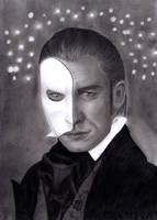 The Phantom of the Opera -Erik by soffl