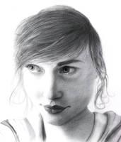 Girl Portrait by soffl