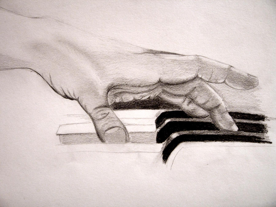 Piano Hands by soffl on DeviantArt