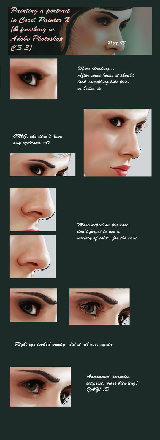 Portrait painting tutorial ii by soffl on deviantart for Portrait painting tutorial
