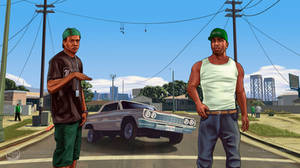 GRAND THEFT AUTO V: GROVE IS BACK!
