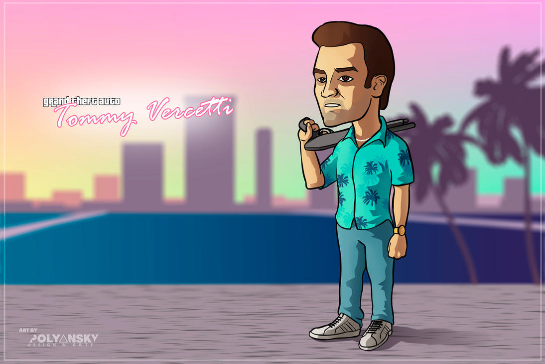 tommy_vercetti___caricature_art_by_polya