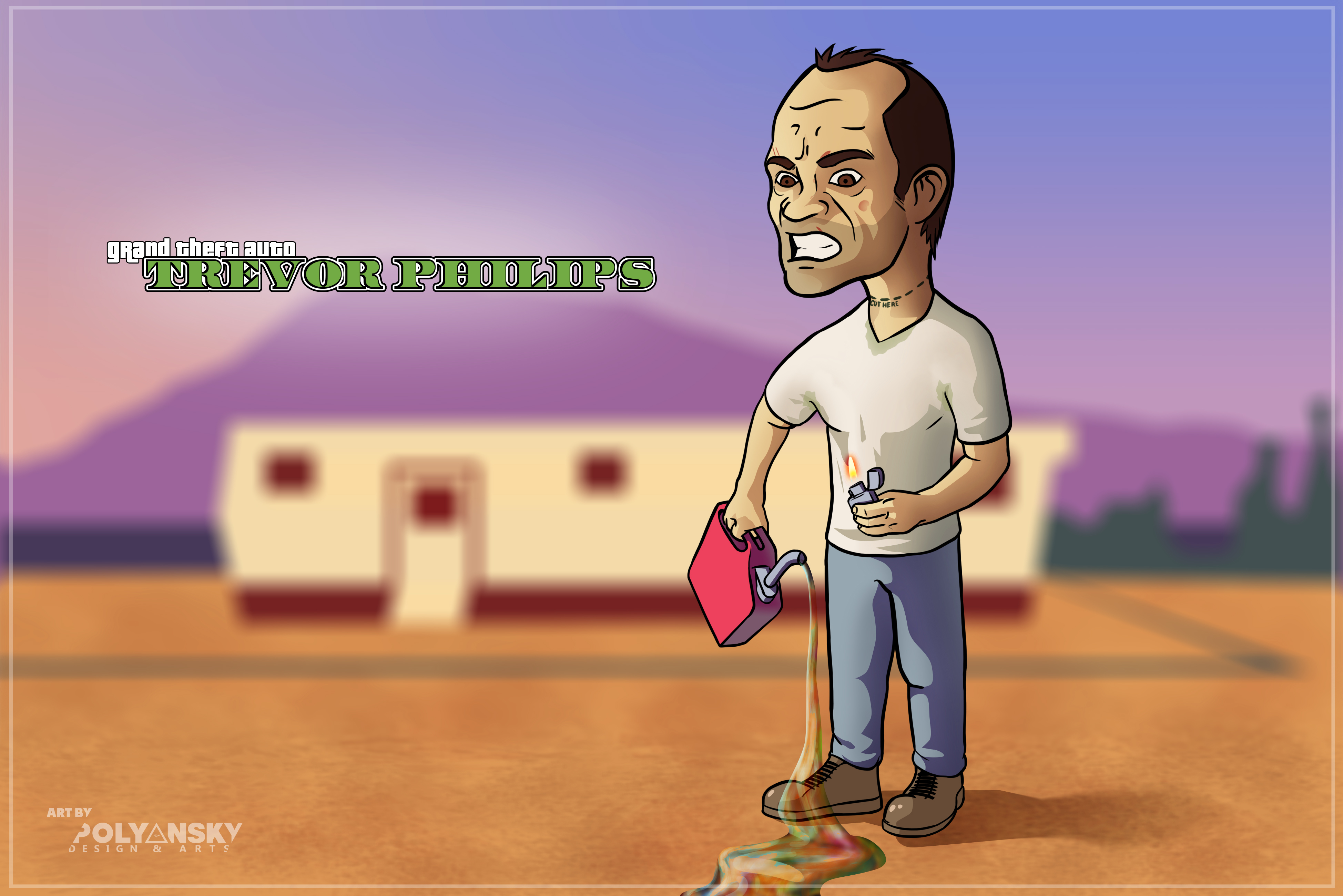 trevor_philips___caricature_art_by_polya
