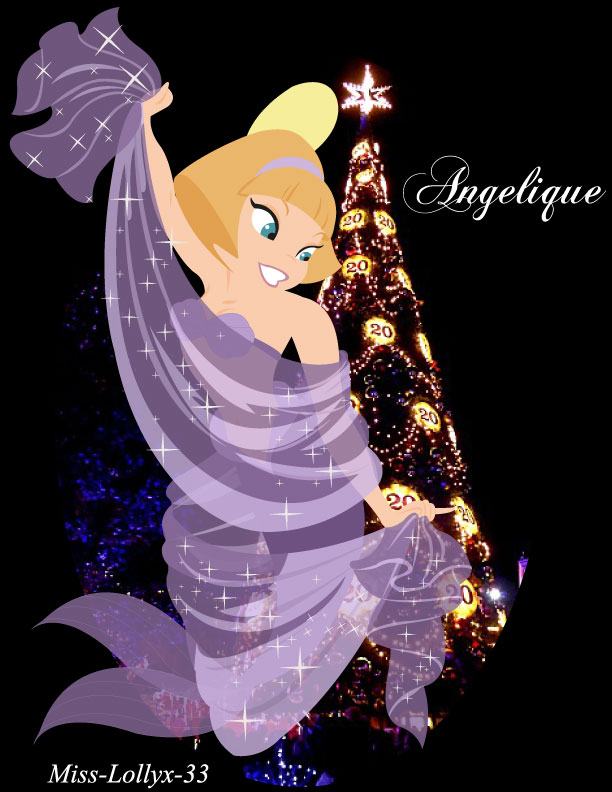 Angelique The Christmas Angel By Miss Lollyx 33 On Deviantart
