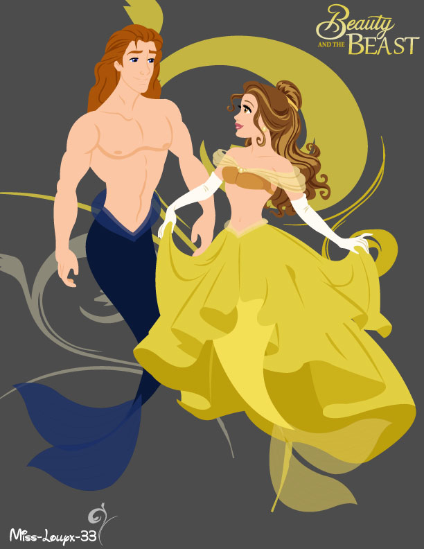 Belle And Her Prince By Miss Lollyx 33