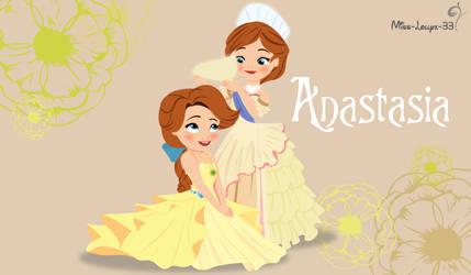 No-Disney Young Princess ~ Anastasia