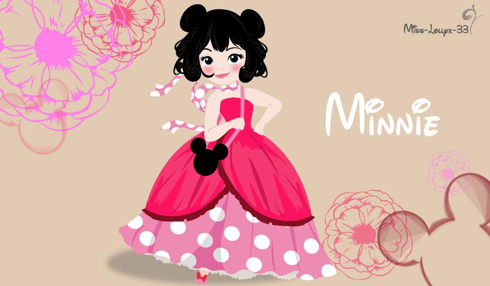 Disney young princess minnie by miss lollyx 33 on deviantart - Princesse minnie ...