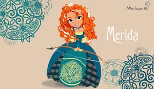Disney Young Princess ~ Merida
