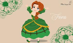 No-Disney and Disney Princess Young ~ Fiona