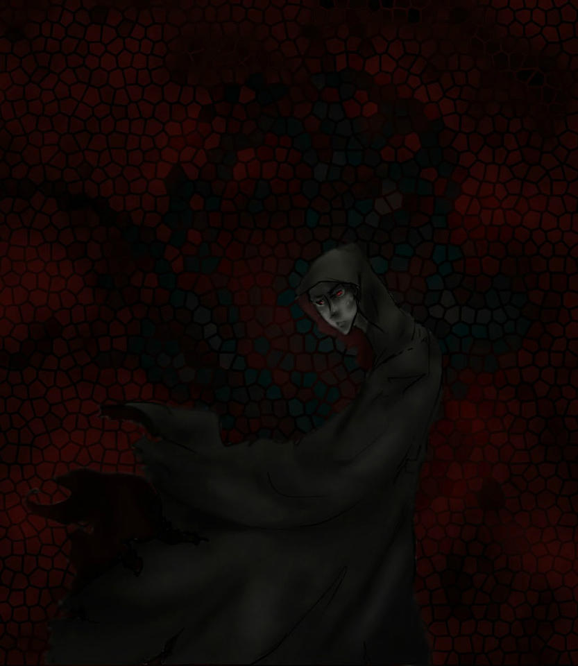 cloaked Figure by KiraKyuuketsuki on DeviantArt