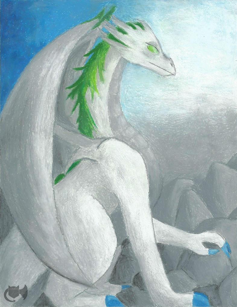 Emerald Eyes by Kenisu-of-Dragons