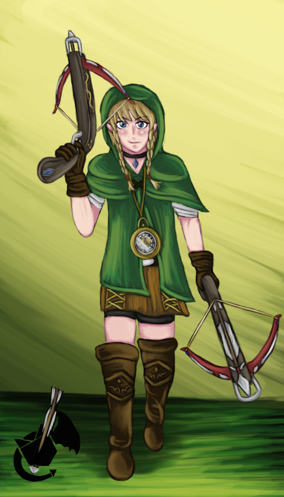 Norasuko a linkle to the past