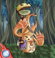 Leave it to Heropon by Kenisu-of-Dragons