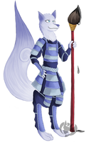 Scribble Kibble by Kenisu-of-Dragons