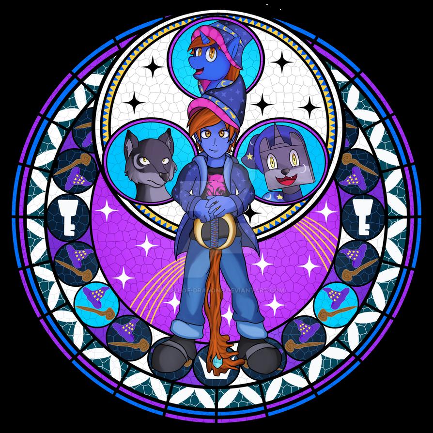 XaldinWolfgang (Commission) by Kenisu-of-Dragons