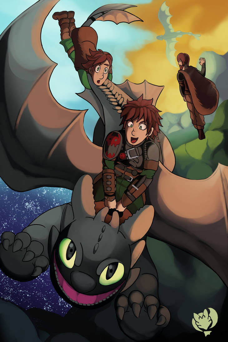 Heart of a Dragon by Kenisu-of-Dragons