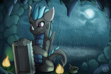 All-Nighter by Kenisu-of-Dragons