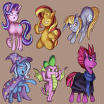 More Pones!