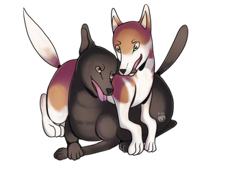 Doggos (Commission)