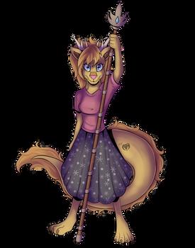 Katherine (Commission)