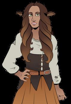 Miss Gallatin (Commission)