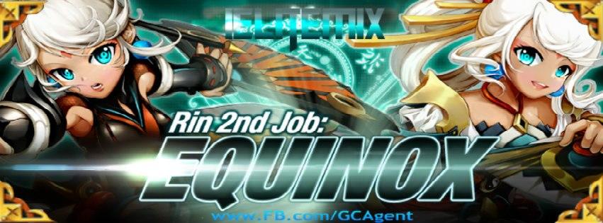 [GCPH] Rin 1st Class Advancement: EQUINOX by lEliteMix