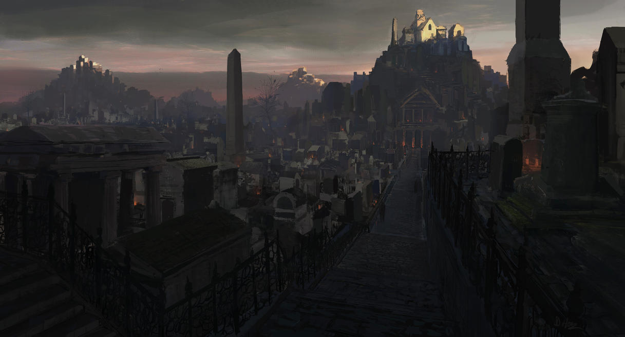 Necropolis by XGhastX