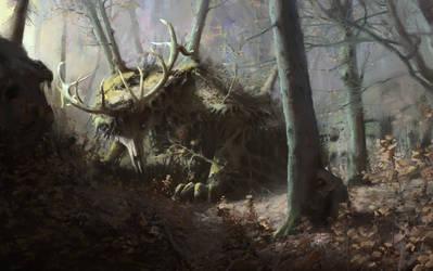 Lesovij