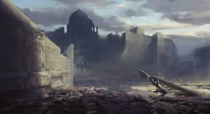 Dead city by XGhastX