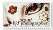 Proud BJD Photographer Stamp