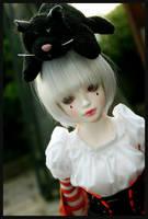- Cute Angelic looking Devil - by Forteresse