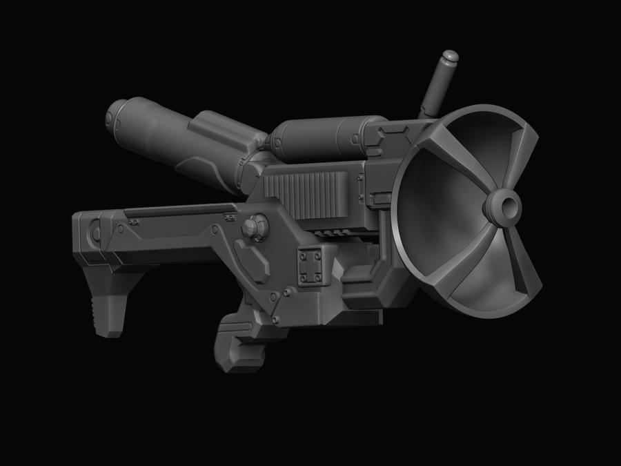 AMR B13 Microwave Gun by FutureHero on DeviantArt
