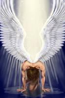 Angel by Haddrian