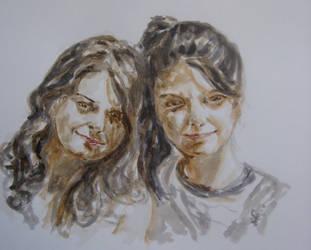 best friend by hayalcimavi