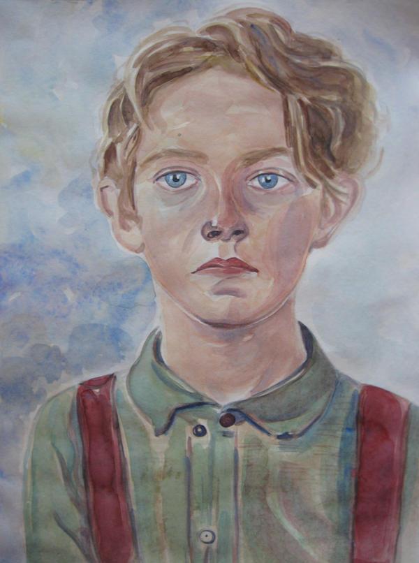 german boy by hayalcimavi