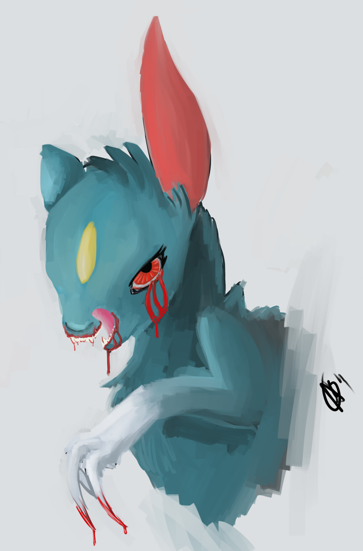 Sneasel by weepysheep