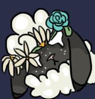Flowercrown Icon : Elise by weepysheep