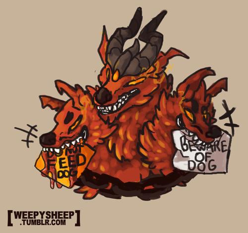 [P] DO NOT FEED by weepysheep
