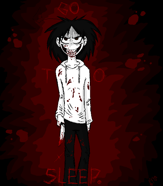 Jeff the killer by ask mr slenderman d5ged1c