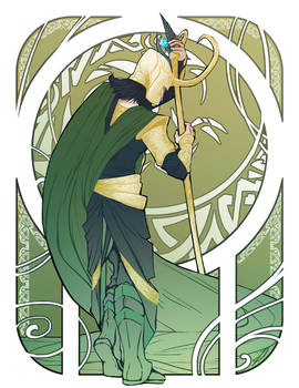 nouveau Loki