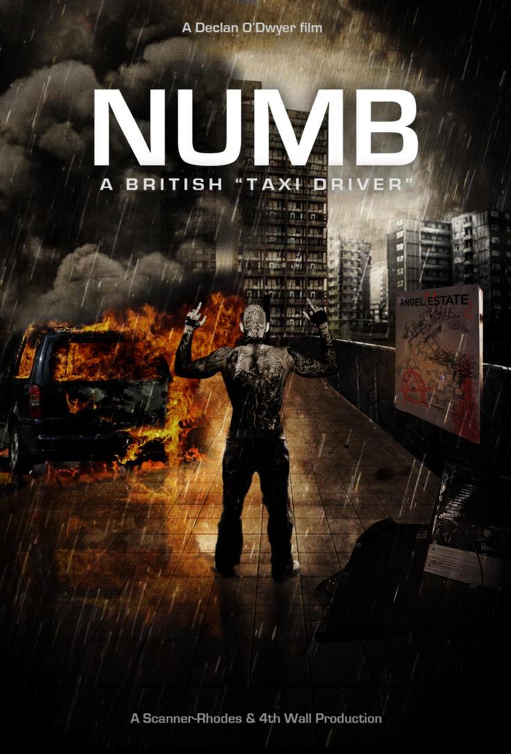 Film Poster: NUMB by vshjaar