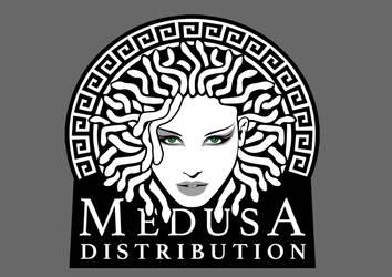 Medusa Distribution Logo by vshjaar