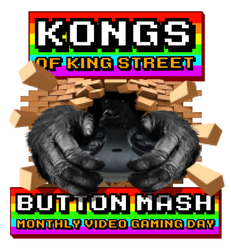 Kongs Button Mash by vshjaar