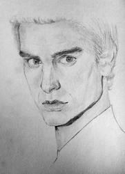 Andrew Garfield Sketch